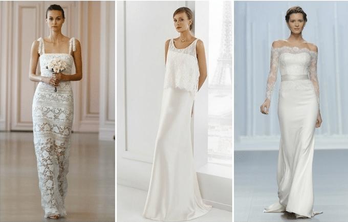 Guide comment choisir la robe de mariage parfaite robe de for Comment faire la robe de mariage cupcake