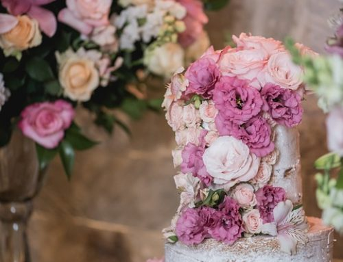 Gâteau de mariage nouvelle tendance