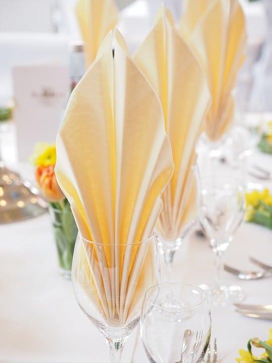 Salle de mariage décoration Montréal